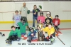 PEE WEE FALL 2013 - LEARN TO PLAY HOCKEY