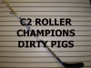 C2 ROLLER - DIRTY PIGS SUMMER 2016