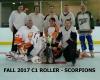C1 ROLLER - SCORPIONS FALL 2017