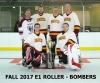 E1 ROLLER - BOMBERS FALL 2017