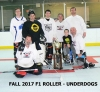 F1 ROLLER - UNDERDOGS FALL 2017