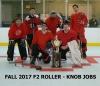 F2 ROLLER - KNOB JOBS FALL 2017