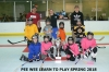 PEEWEE LEARN TO PLAY SPRING 2018