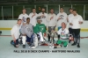 B DECK FALL 2018 CHAMPS - HARTFORD WHALERS