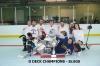 D DECK WINTER 2020 CHAMPIONS - SLUGS
